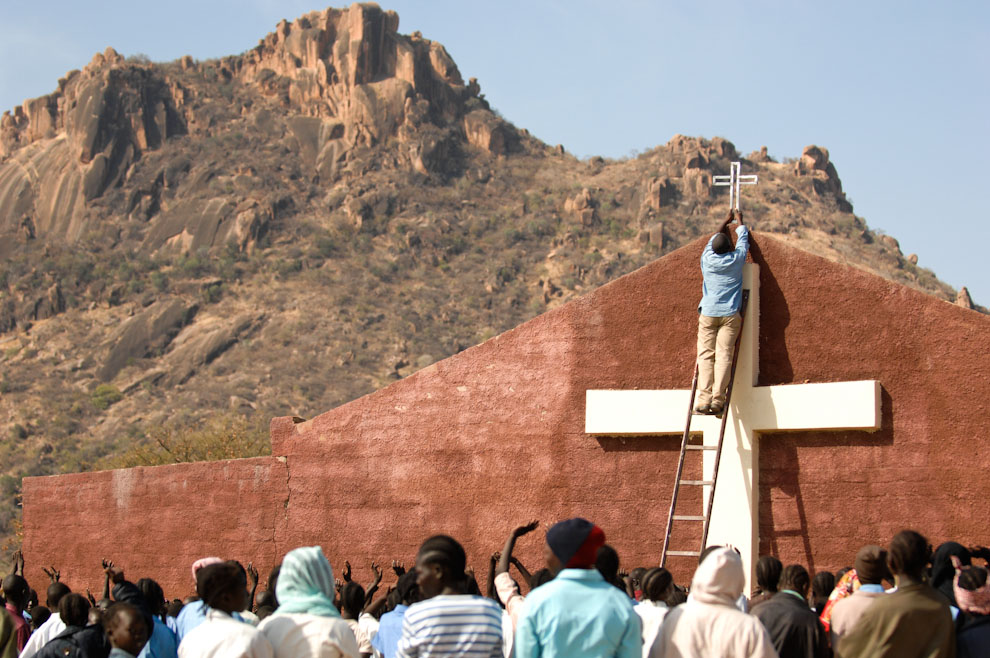 Sudan Church Reconstruction Project